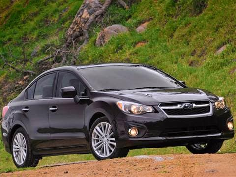 2012 subaru impreza pricing ratings reviews kelley blue book. Black Bedroom Furniture Sets. Home Design Ideas
