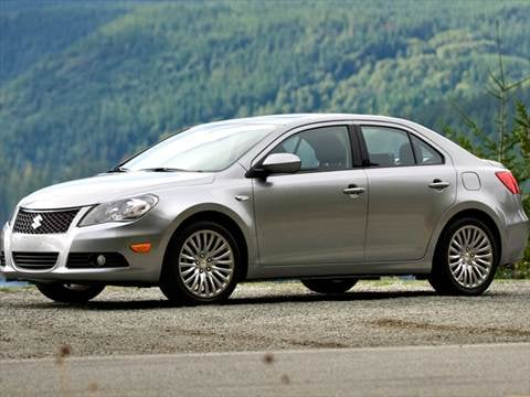 2012 Suzuki Kizashi S Sedan 4D  photo