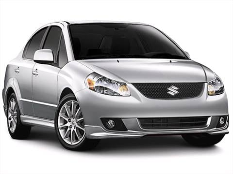 2012 Suzuki Sx4 Pricing Ratings Reviews Kelley Blue Book