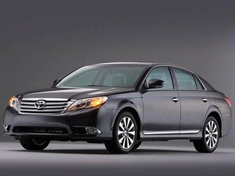 2012 Toyota Avalon Sedan 4D  photo