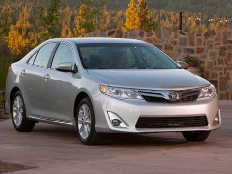 2012 Toyota Camry Pricing Ratings Amp Reviews Kelley Blue Book