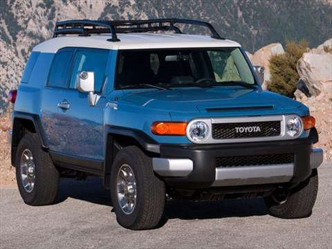 2012 Toyota FJ Cruiser Sport Utility 2D  photo