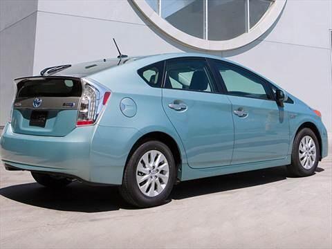... 2012 Toyota Prius Plug In Hybrid Exterior ...