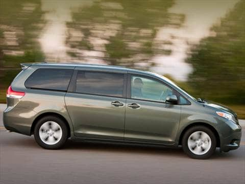2012 toyota sienna xle minivan 4d pictures and videos kelley blue book. Black Bedroom Furniture Sets. Home Design Ideas