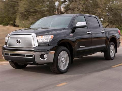 2012 Toyota Tundra CrewMax Limited Pickup 4D 5 1/2 ft  photo