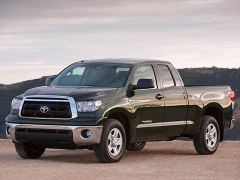 2012 Toyota Tundra Double Cab Pickup 4D 8 ft  photo