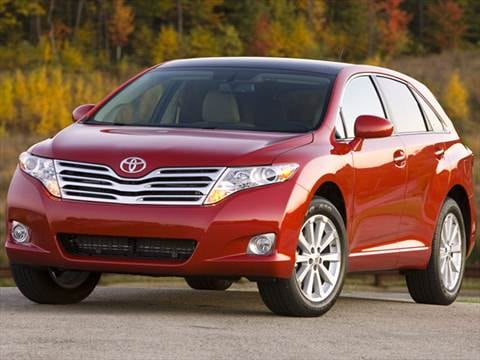 2012 Toyota Venza LE Wagon 4D  photo