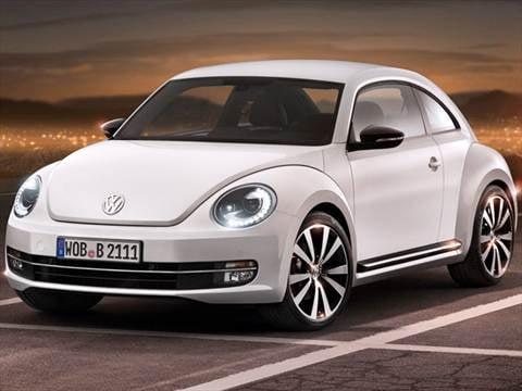 2012 Volkswagen Beetle Hatchback 2D  photo