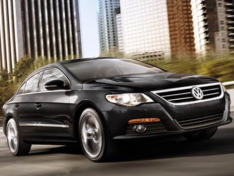 2012 Volkswagen CC Sport Sedan 4D  photo