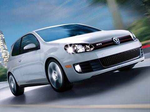 2012 Volkswagen GTI 2.0T Hatchback Coupe 2D  photo
