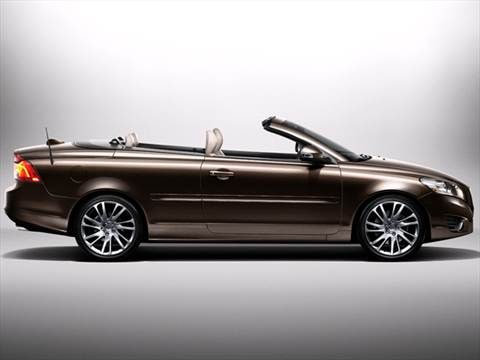 2012 Volvo C70 T5 Convertible 2D  photo