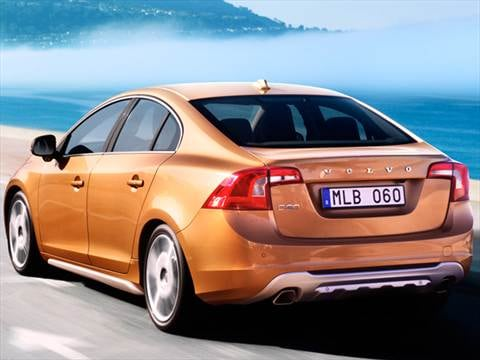 2012 Volvo S60 Pricing Ratings Amp Reviews Kelley Blue Book