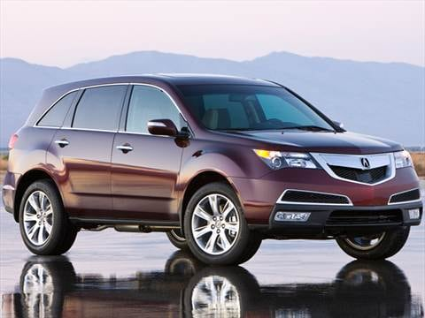 2013 acura mdx pricing ratings reviews kelley blue book. Black Bedroom Furniture Sets. Home Design Ideas