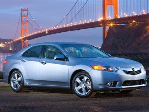 Acura TSX Pricing Ratings Reviews Kelley Blue Book - Acura tsx sport wagon accessories
