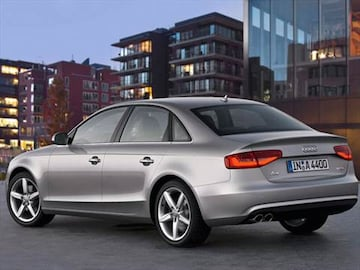 2013 audi a4 pricing ratings reviews kelley blue book. Black Bedroom Furniture Sets. Home Design Ideas