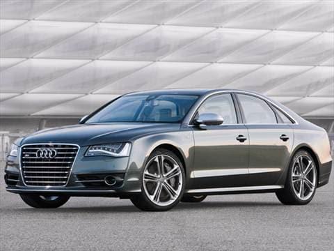 2013 Audi S8 Pricing Ratings Reviews Kelley Blue Book