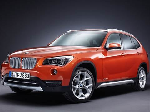 2013 Bmw X1 Pricing Ratings Reviews Kelley Blue Book