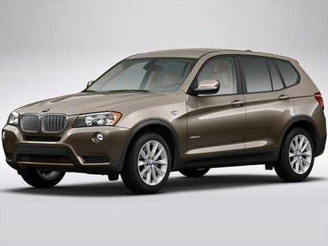 2013 bmw x3 pricing ratings reviews kelley blue book. Black Bedroom Furniture Sets. Home Design Ideas