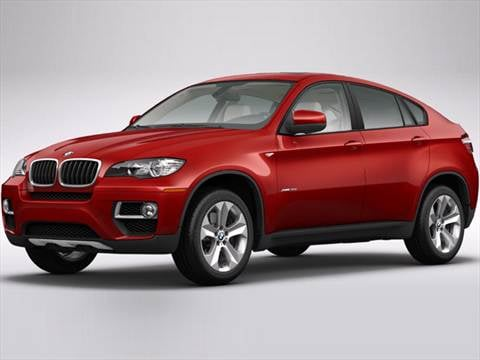 2013 Bmw X6 Pricing Ratings Reviews Kelley Blue Book