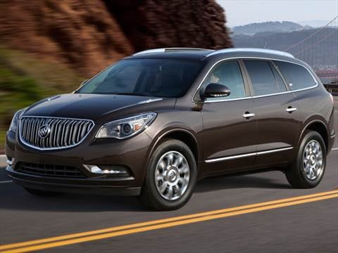 2013 Buick Enclave Leather Sport Utility 4D  photo