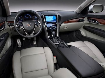 2013 Cadillac Ats Pricing Ratings Reviews Kelley Blue Book