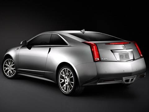 2013 Cadillac CTS 3.6 Coupe 2D  photo