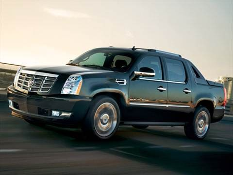 cadillac escalade ext pricing ratings reviews kelley blue book. Black Bedroom Furniture Sets. Home Design Ideas
