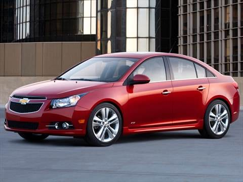 2013 Chevrolet Cruze Pricing Ratings Amp Reviews Kelley