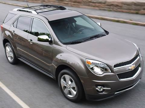 2013 Chevrolet Equinox Pricing Ratings Amp Reviews