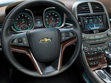 first trend motor malibu in motion chevrolet look front view cars