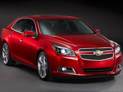 2017 Chevrolet Malibu 26 Mpg Combined
