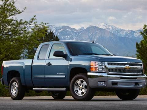 Chevrolet Silverado 2500 Hd Extended Cab Pricing Ratings