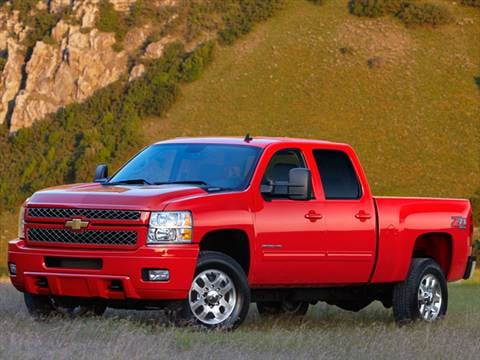 2013 Chevrolet Silverado 3500 HD Crew Cab Work Truck Pickup 4D 6 1/2 ft  photo