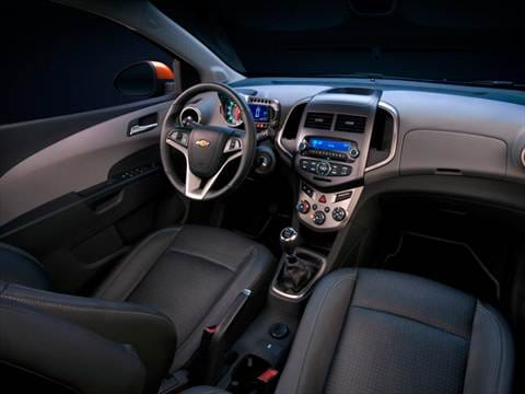 2013 Chevrolet Sonic: Used Car Review - Autotrader