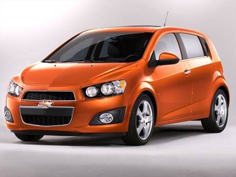 2013 Chevrolet Sonic Pricing Ratings Reviews Kelley Blue Book