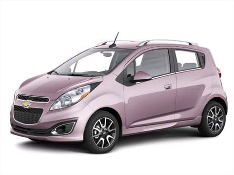 2013 Chevrolet Spark LT Hatchback 4D  photo