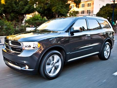 2013 dodge durango pricing ratings reviews kelley blue book. Black Bedroom Furniture Sets. Home Design Ideas