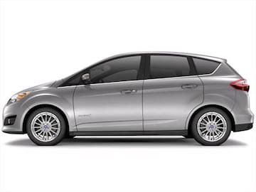 2017 Ford C Max Hybrid Exterior