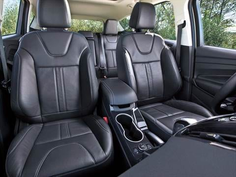 2013 Ford Escape Interior ...