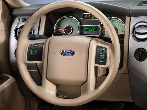2013 ford expedition Interior