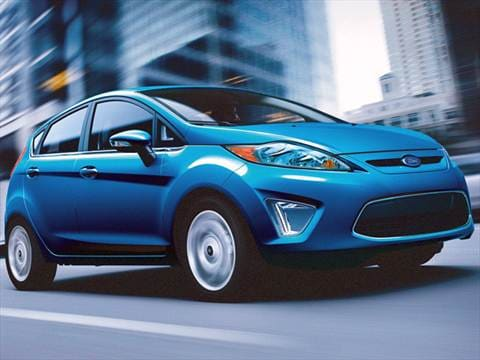 2013 Ford Fiesta SE Hatchback 4D  photo