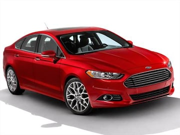 2013 ford fusion Exterior