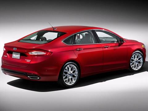 2013 ford fusion titanium sedan 4d pictures and videos kelley blue book for 2013 ford fusion exterior colors