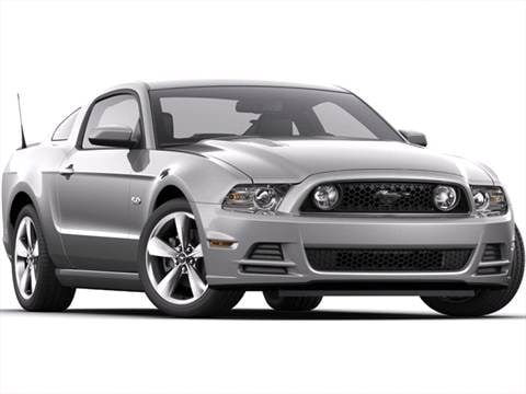 2013 Ford Mustang V6 Coupe 2D  photo