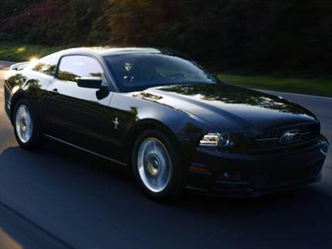 2013 Ford Mustang GT Coupe 2D  photo