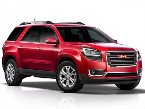 2013 gmc acadia pricing ratings reviews kelley blue. Black Bedroom Furniture Sets. Home Design Ideas