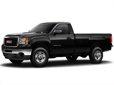 2013 gmc sierra 2500 hd regular cab Exterior