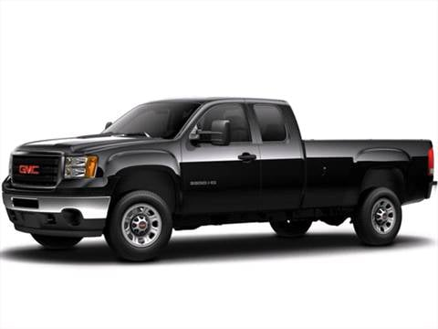 2013 GMC Sierra 3500 HD Extended Cab Work Truck Pickup 4D 8 ft  photo