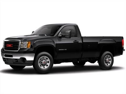 2013 gmc sierra 3500 hd regular cab Exterior