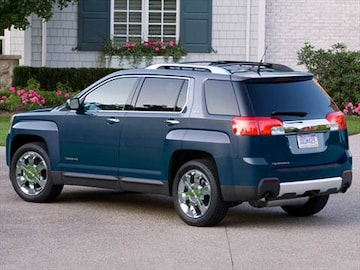2013 gmc terrain pricing ratings reviews kelley blue book. Black Bedroom Furniture Sets. Home Design Ideas
